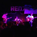 Steve Gunn and band at Red 7, Ground Control Touring Showcase.
