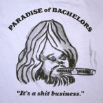 Springtime in Paradise: New T-Shirts + New Distribution.