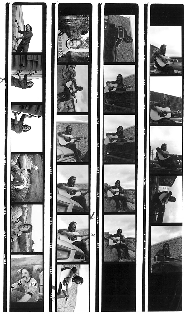 Crossroads contact sheet