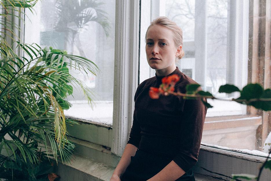 Photo by Yuula Benivolski