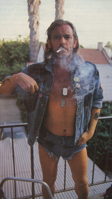 RIP Lemmy (1945-2015)