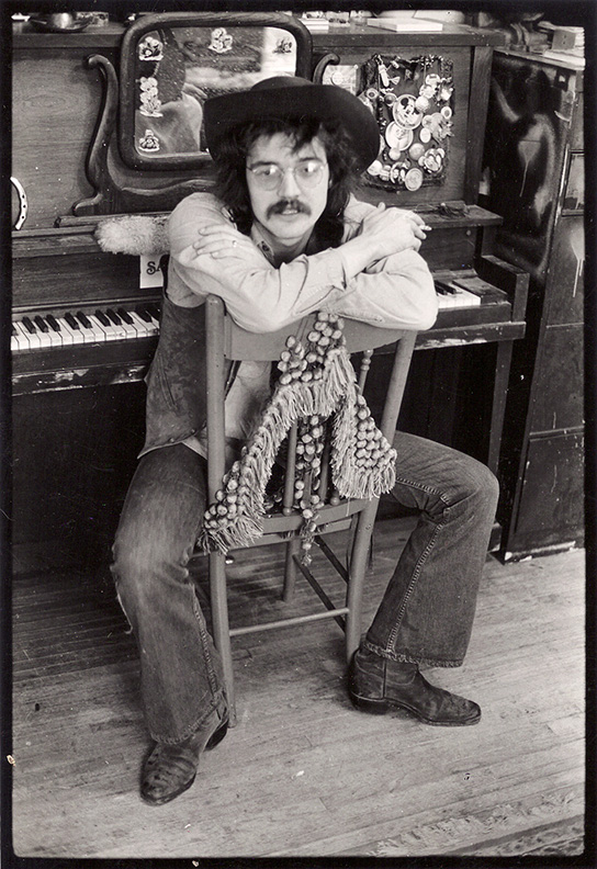 Terry Allen-at piano 2-web