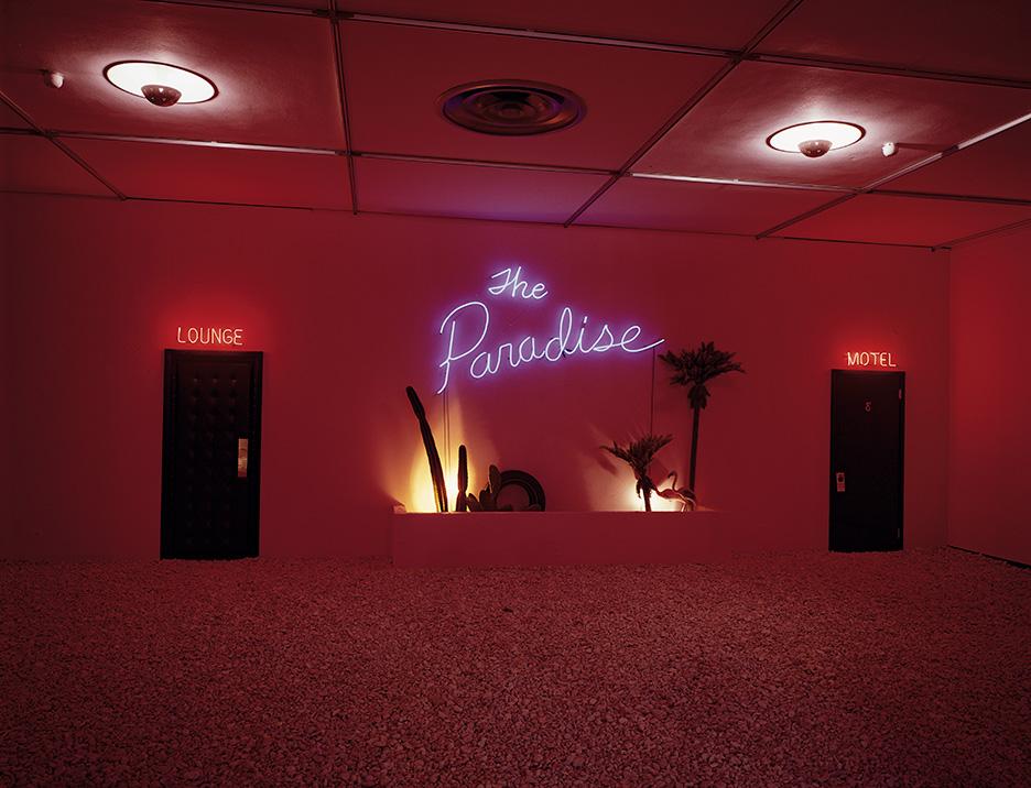 The Paradise-web