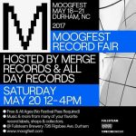 PoB at the Moogfest Record Fair.