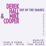 Mike Cooper & Derek Hall: Out of the Shades (PoB-025)